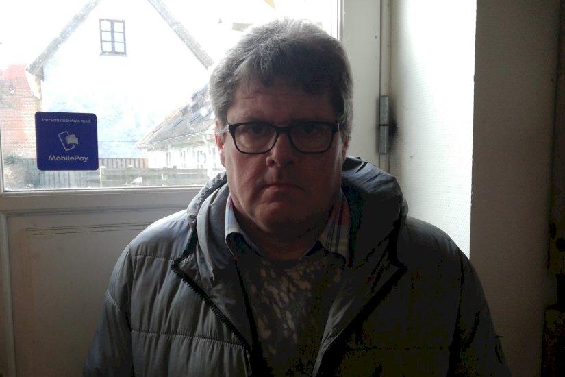 53-årige Lars efter voldsom arbejdsulykke: Hvis jeg laver noget fysisk hårdt, så siger det småkage
