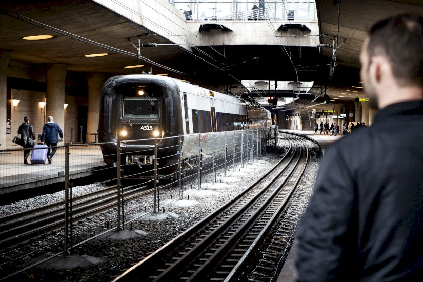 Den danske jernbane er syg