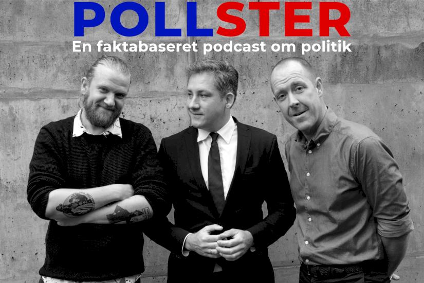 Pollster Podcast: Bernie, Biden, Trump og Mette