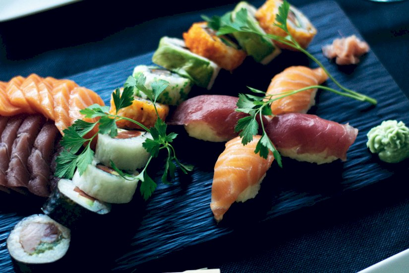 Letz sushi islands brygge