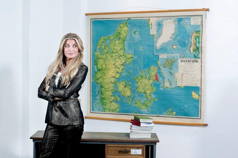 Rita-stjerne: Jeg har fået mere respekt for lærerne