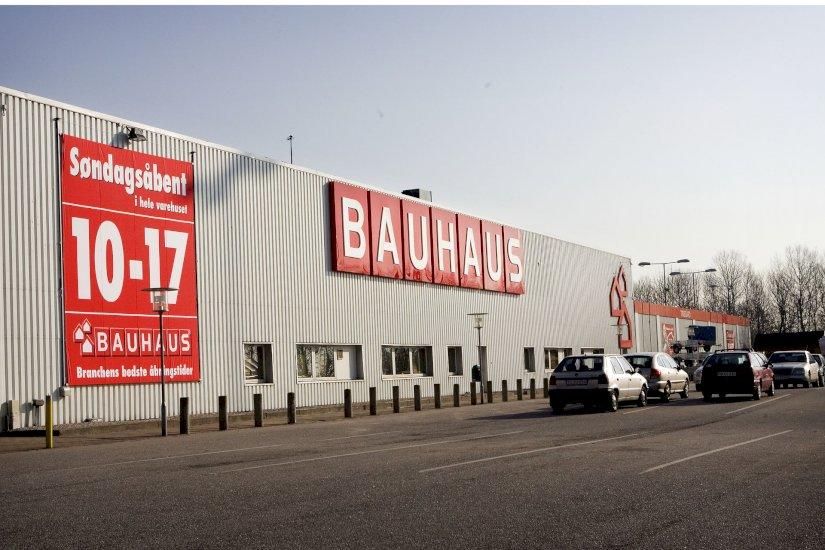 Afsløret i Bauhaus: 16-årig nikker skaller til ansatte