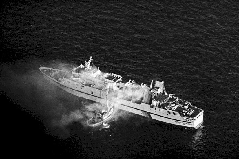 Scandinavian Star-kaptajn er død