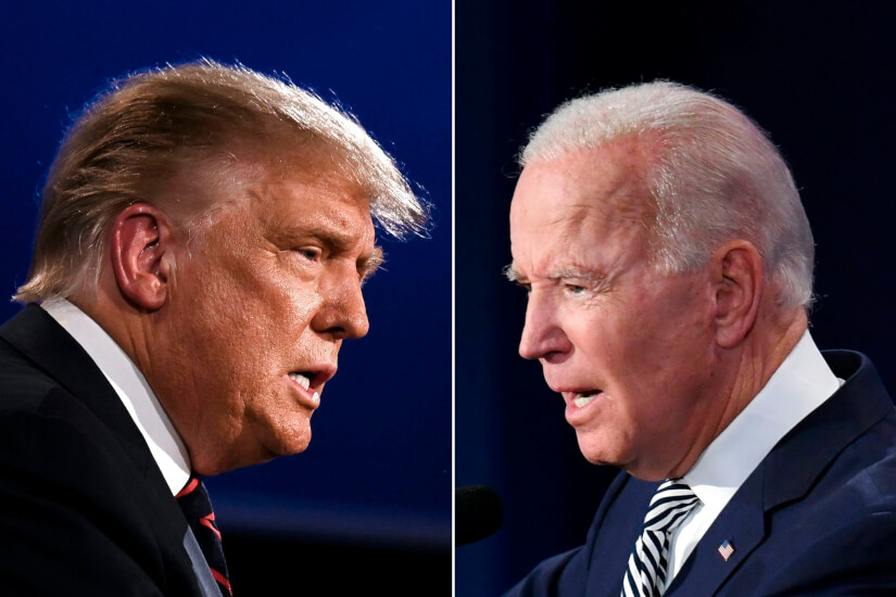 Pollster US 2020: Trump vs. Biden