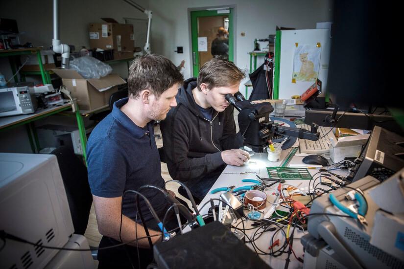 Unge ingeniører gider ikke arbejde i det offentlige