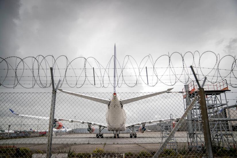 Arbejdsdeling nedbringer fyringer i lufthavnen