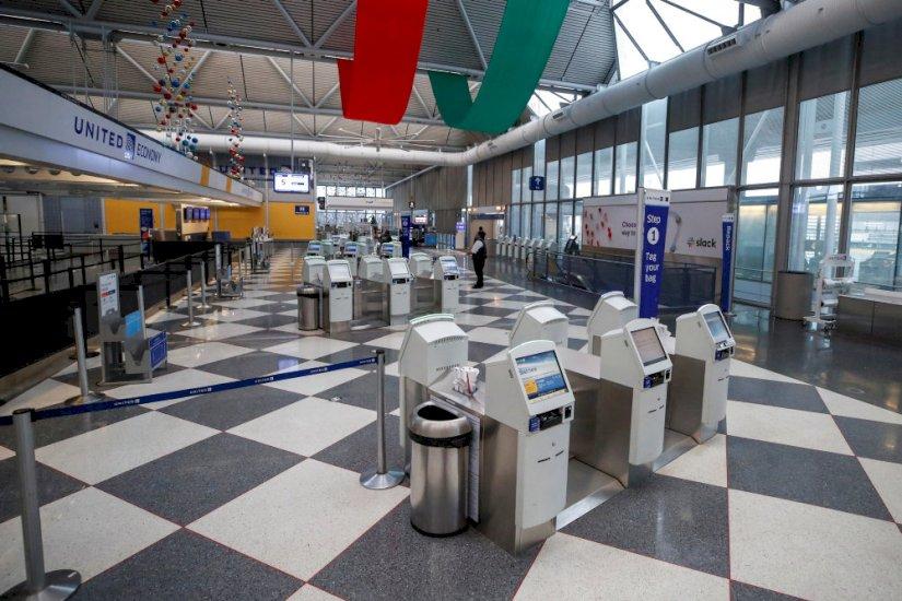 Mand frygtede corona: Boede tre måneder i lufthavn