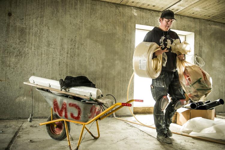 Ny overenskomst til håndværkere: Har fokus på ligestilling