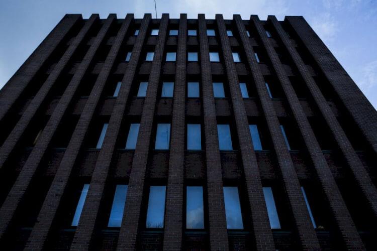 Arbejdsmarkedets_Erhvervssikring_facade_tidligere_Arbejdsskadestyrelsen