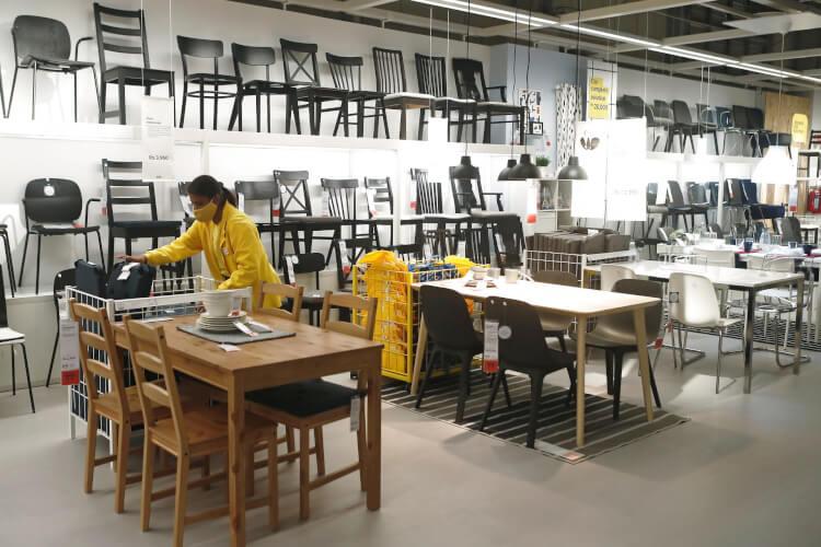 Skærpede krav til store butikker: Skal sikre 250 kvadratmeter til hver kunde