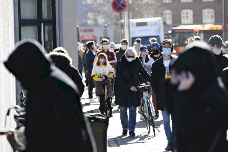 Danmark har laveste antal indlagte siden 11. november