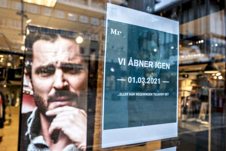 Butikker slår dørene op efter to måneders nedlukning