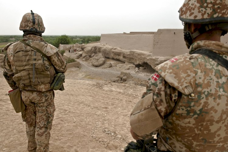Danmark vil trække soldaterne hjem fra Afghanistan