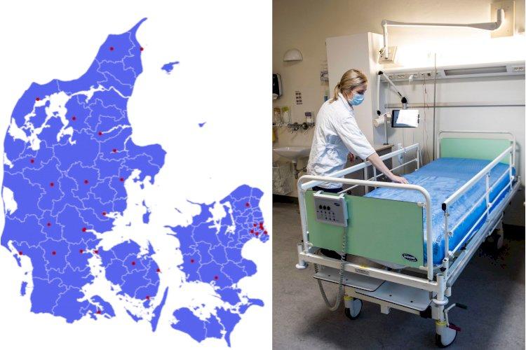 Aflyste operationer og tomme senge: Her kan sygeplejerske-strejke ramme