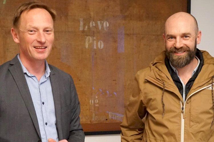 Museumsdirektør jubler: Greve afleverer Pios private breve til Arbejdermuseet