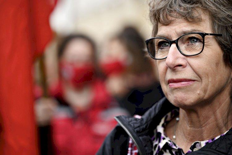 Sygeplejerskeforhandlinger ramt af corona: Grete Christensen testet positiv