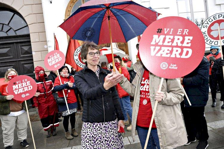 Sygeplejerske-strejke midlertidigt afblæst: Forligsmand fremsætter mæglingsforslag med lønkomité