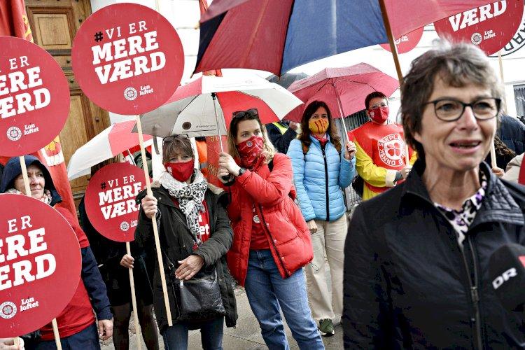 Strejkekassen bugner: Sygeplejersker har penge til mindst otte ugers konflikt