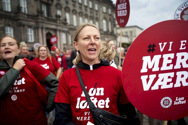 Se listen: Her vil sygeplejersker udvide strejken