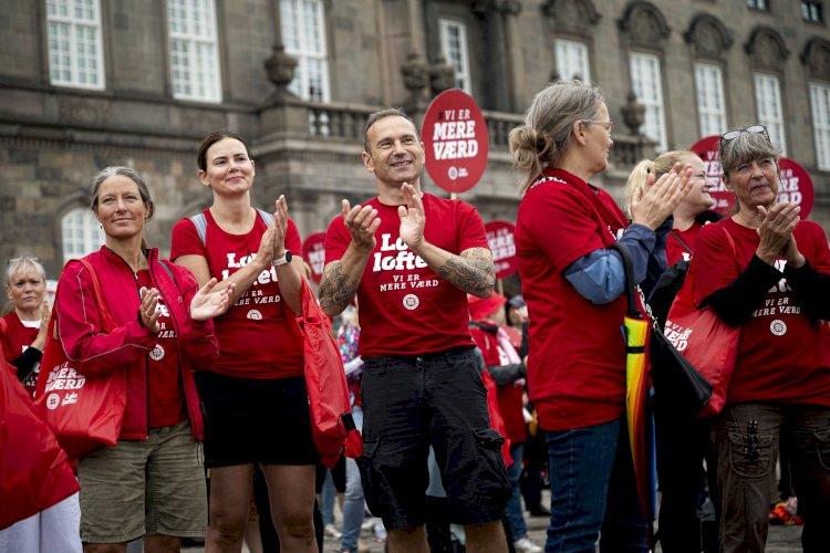 Enhedslisten vil have politisk indblanding i sygeplejerske-strejke: Mette Frederiksen har nøglen