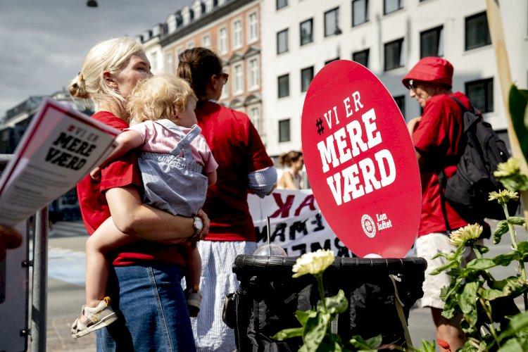 Fagforbund vil vente med ligelønspulje: Vi skal ikke have en anden verdenskrig blandt offentlige ansatte