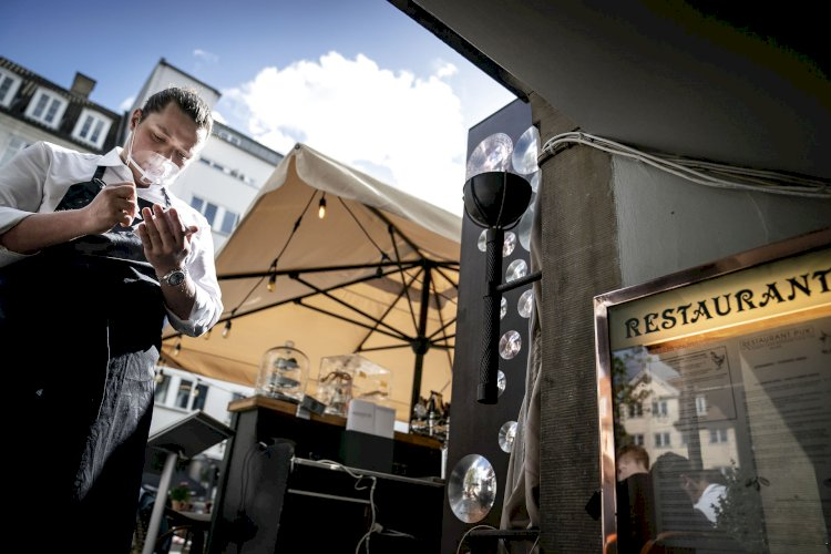 Restauranter mangler hænder: Må afvise gæster