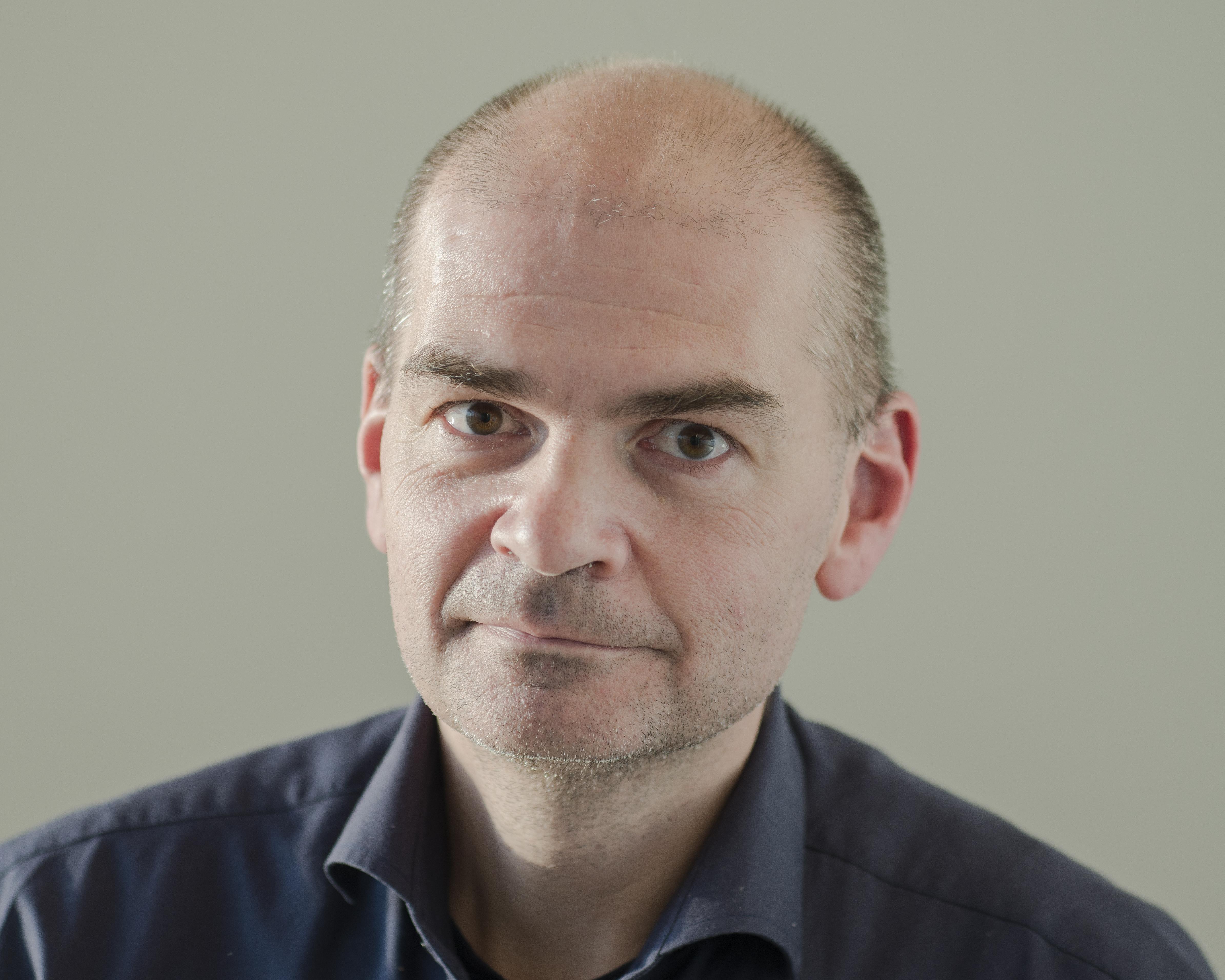 Nicolai Kampmann, chefredaktør